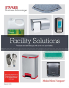 Facility Solutions Catalog