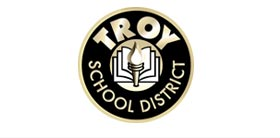 Troy School District logo